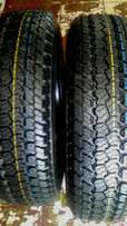 Good year 205R16 tyres A/T for sale set of four (4)