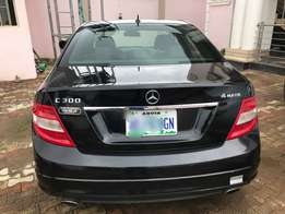 2008 Mercedes Benz C300( Used for less than month)