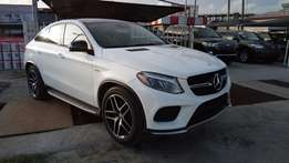 Mint Condition 2015 Merc-Benz GLE 450 4matic In Superb Driving Conditi