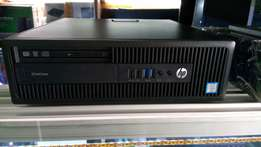 EliteDesk 800 G2 sff. DDR3 core i5 vpro. NO NEED FOR GRAPHICS CARD!