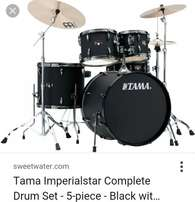 5pc TAMa Drum set {IMPERIAL STAR}