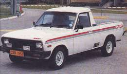 Small bakkie wanted