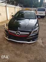 Mercerdes Benz CLA45