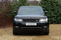 2014 Range Rover Sport Supercharged 5.0 Dynamic Petrol*Full loaded