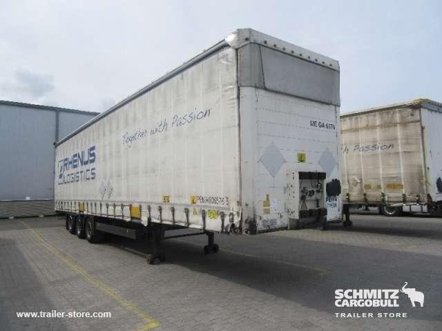 Schmitz Cargobull Tolóponyva Mega - 2012