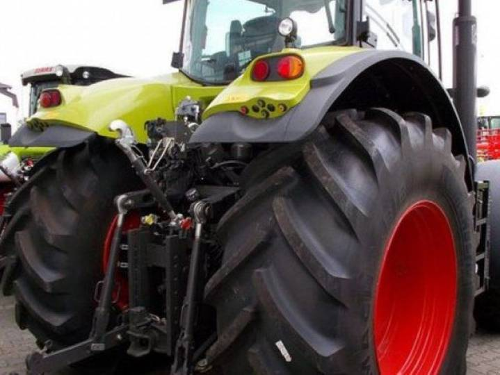 Claas Traktor Axion 810 Cis - 2014 - image 3