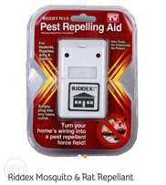 Electronic pest repellant
