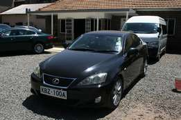 Lexus IS 2007 Model 2500cc Auto Petrol Engine