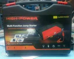 Car jumper power bank, Free delivery within Nairobi cbd