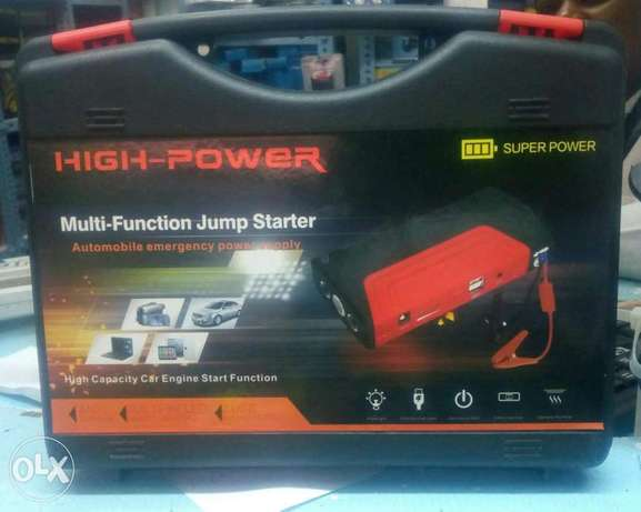 Car jumper power bank, Free delivery within Nairobi cbd Nairobi CBD - image 1