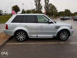 Ranger Rover Sport from United Kingdom