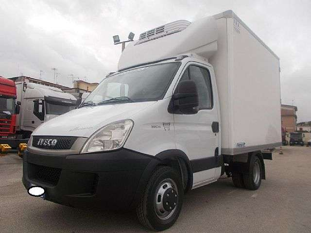 Iveco 35c14 Cella Mt 3.20 Euro 5 2011 - 2011