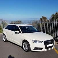 2014 Audi A3 with 44 000 km