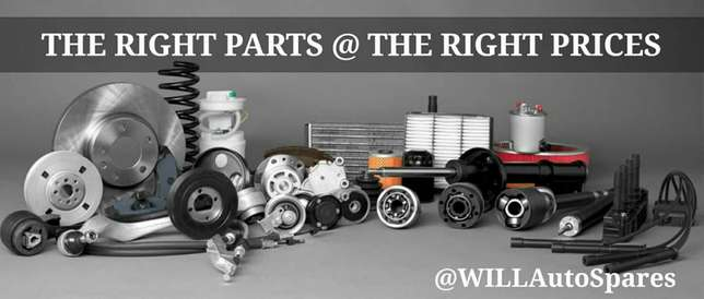 Auto Used and New Spare Parts and Accessories Kampala - image 1
