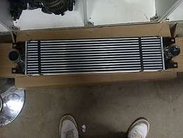 nissan interstar 2.5 dci intercooler for sale