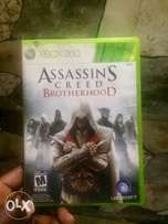 Original Xbox 360 CD (Assassin's Creed) (NTSC) but also plays on PAL.