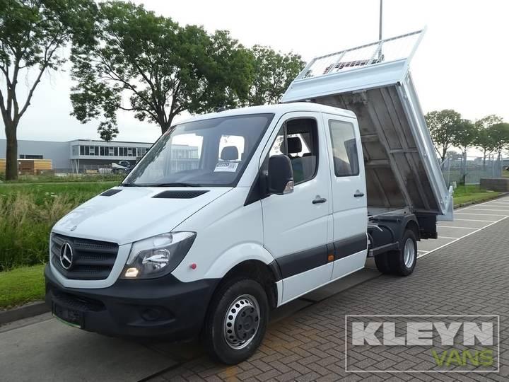 Mercedes-Benz SPRINTER 513 CDI dubbel cabine airco - 2014