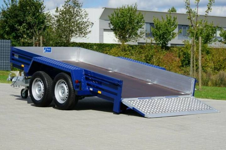 Moetefindt Maschinentransporter TKN 235
