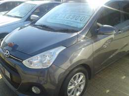 Hyundai Grand I10 1.25Fluid
