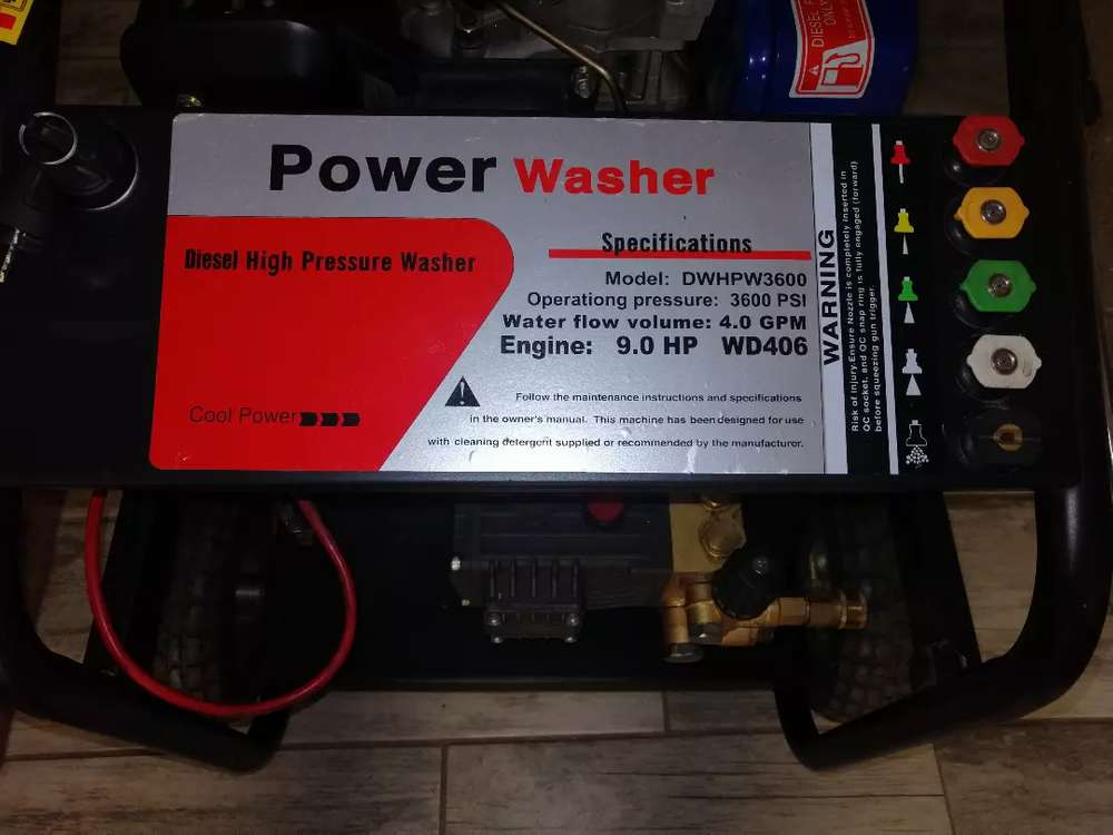 Washer - Classified ads in Business & Industrial Equipment   OLX