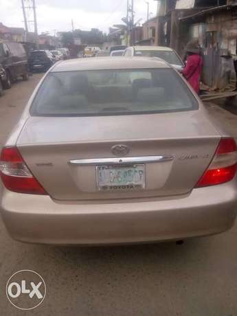 Firstbody 2003 Toyota Camry Yaba - image 6