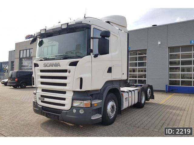 Scania R480 CR19, Euro 4, Intarder, ADR - 2009