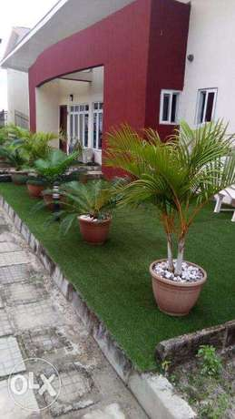Artificial Grass for Landscaping and Sport Facilities (Football Pitch) Lagos Mainland - image 4