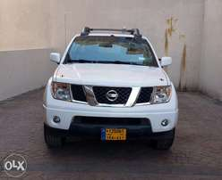 Nissan Frontier 2007 4x4 (شاسي طويل)