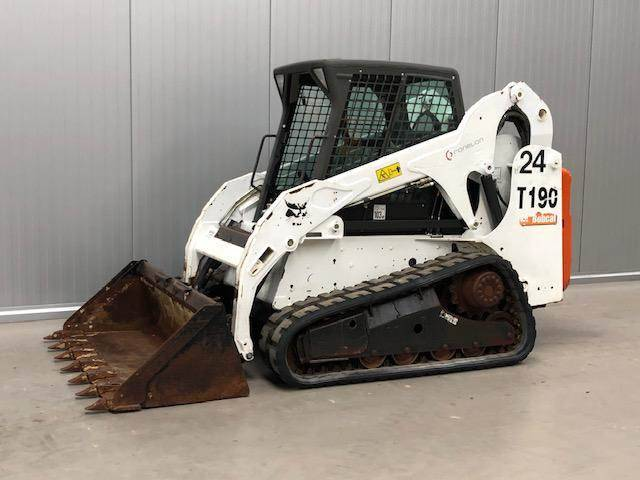 Bobcat T 190 High Flow - 2011