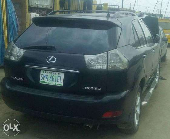 CLEAN Lexus RX330 05 FULL OPTION for N2.450m Surulere - image 1