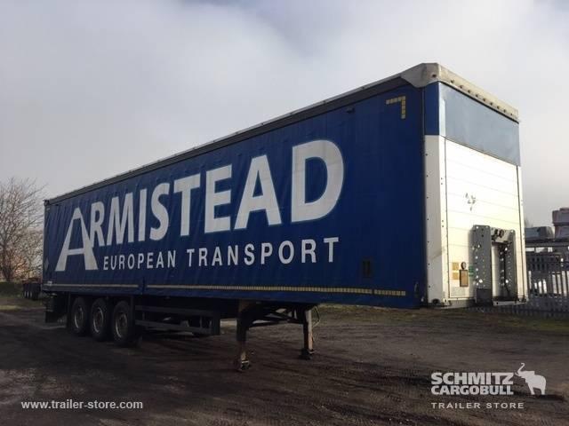 Schmitz Cargobull Curtainsider - 2012