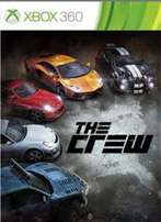 The Crew xbox 360 game for sale