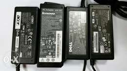 Laptops original CHARGERS for sale