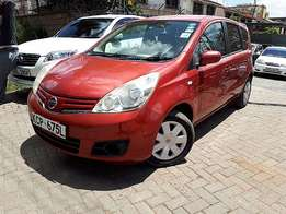 Nissan note on quick sale(2010)