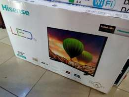 Hisense 50'' Smart 4k 2017 Model Tv with delivery services countrywide
