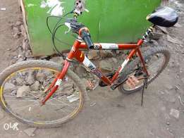 Used but well maintained Beijing mtn bikes