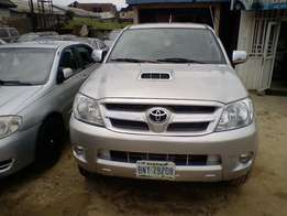 Very clean Toyota Hilux for sale.