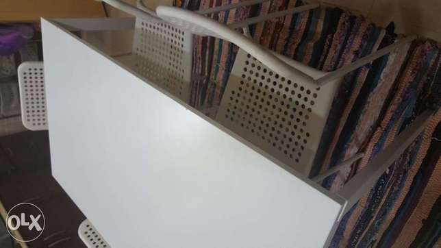 Ikea small Dinning Table with 6 chairs
