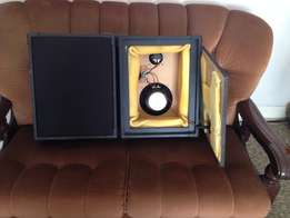 """10"""" speakers in their own boxes"""