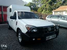 Ford Ranger 2010 pickup single cabin. Manual diesel 2wd.