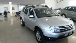 Renault Duster--1.5 Dci--2014