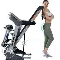 Imported Brand New Two point Five Horsepower Treadmill with massager