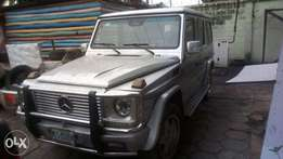 90s Mercedes G wagon