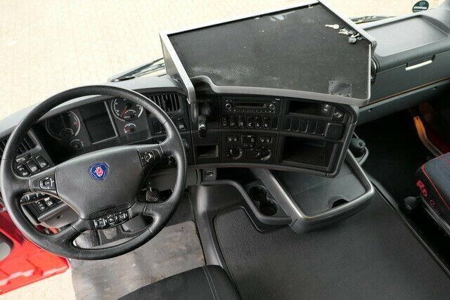 Scania R500 La Mna, V8 Motor, Topliner, Hydr. Anlage - 2012 - image 12