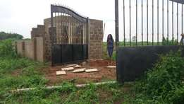 Gibeon park ikorodu is selling fast for 350k thousand only