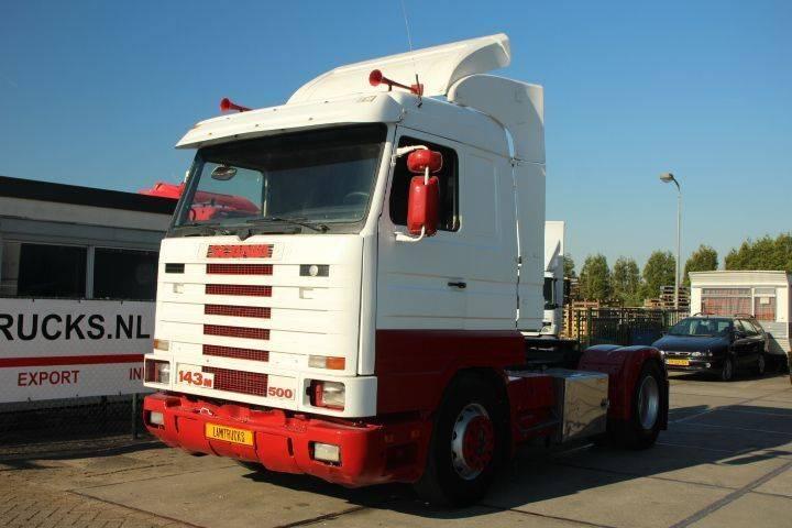 Scania 143.500 Top/Streamline - 1996