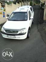 Opel Corsa utility 1.4 club sport 65k with 86kms