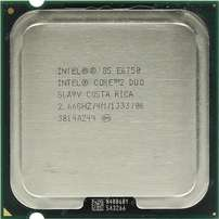 Core 2 Duo E6750, 2.66gHZ Processor