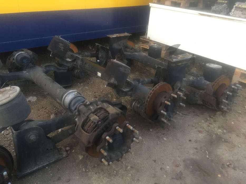 Mercedes-Benz Te5/8kc7-9 Axle For Semi-trailer - 2016