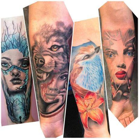 Tatuaże Piercing Depilacja Laserowa Mezoterapia